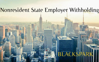 Nonresident State Employer Withholding