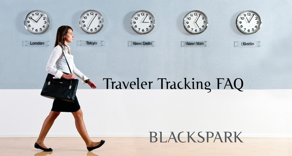 Traveler Tracking FAQ